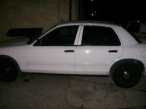 2009 Ford Crown Victoria none Other