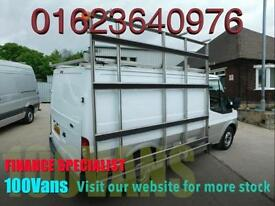 FORD TRANSIT T280 2.2TDCI SWB GLAZIERS VAN-GARAGE DOOR VAN FINANCE ARRANGED