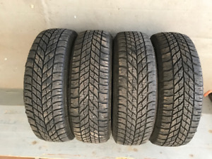 Winter Tires   205/60 R16