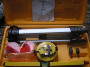 Laser Bar Level