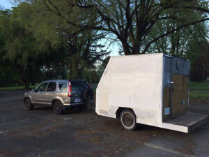 Travelling Tinyhome Trailer