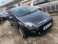 Fiat Punto Evo 1.2 8v ( s/s ) MyLife 5 DOOR - 2011 61-REG - 9 MONTHS MOT