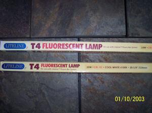 T4 Flourescent Bulbs