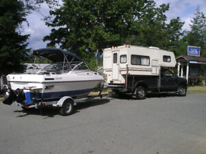 Trav L Mate Camper for sale