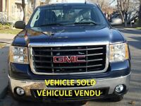 GMC Sierra 2500HD 4WD Ext Cab 2007