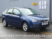 2008 FORD FOCUS 1.8 Zetec 5dr [Climate Pack]