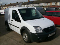 2013(13) FORD TRANSIT T200SWB CONNECT