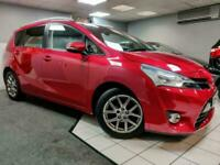 2013 Toyota Verso 1.8 VALVEMATIC EXCEL 5d 145 BHP MPV Petrol Automatic