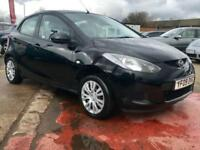 2009 MAZDA 2 TS 1.3 LOW MILES FULL SERVICE HISTORY 1 OWNER LONG MOT 5DR 74 BHP
