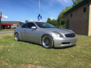 2003 Infiniti G35 Coupe Supercharger Tein Supercharge 350z G37