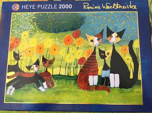 Casse-Tête Heye de 2000 morceaux de collection