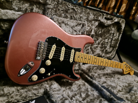 Fender american performer stratocaster in penny