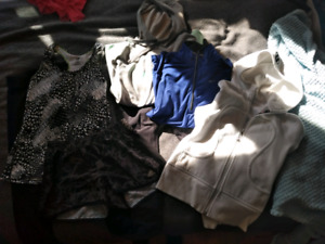 Womens sm and m Athletic Wear Lulu Adidas and Nike