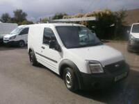 Ford Transit Connect Low Roof Van Tdci 75Ps DIESEL MANUAL WHITE (2012)