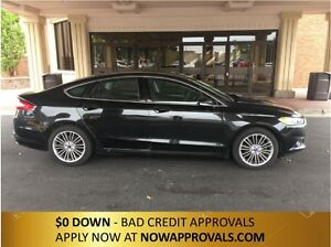 2013 Ford Fusion  LOADED !    ONLY $79.92 A WEEK + TAX OAC - Windsor Region Ontario image 5