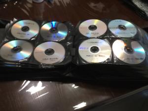 Enregistrements sur DVD a DONNER  (RÉSERVÉ)