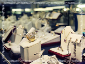 We Sell New & Estate Jewellery!