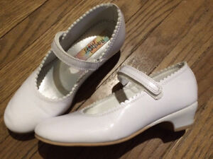 White dress shoes - girls 2