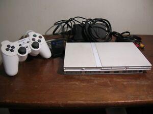 Sony Playstation 2 Slim White