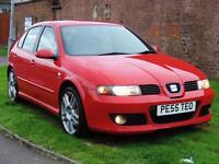 2005 Seat Leon 1.8 20v Cupra R 5dr