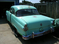1955 Ford Mainline/Fairlane 2 door Project