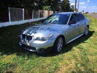 BMW 520D M-SPORT 6 SPEED MANUAL