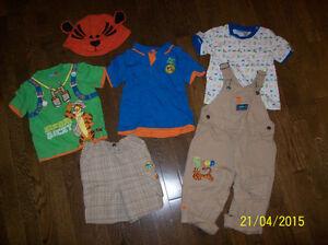 Disney Tiger Clothing, Size 24 months