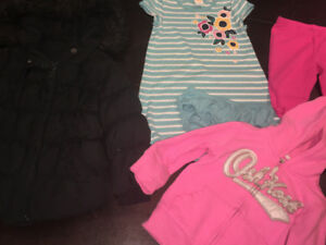 Lot of Size 3T Girls Clothes