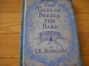 The Tales of Beedle The Bard by J.K.Rowling