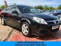 2008 VAUXHALL VECTRA EXCLUSIV 1.8 LOW MILES SERVICE HISTORY 2 KEYS LONG MOT