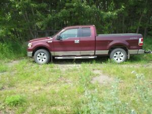ford xlt truck