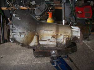 transmission TH400 aut: gm 4x4 chevy / chevrolet / gmc pick-up