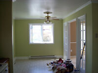 Drywall and other repairs and refinishing