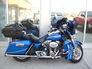 2007 CVO ELECTRA-GLIDE ULTRA 120 R race engine with only 1700 km