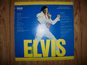 Elvis record for sale in Truro.