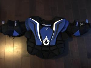 Goalie Chest Protector - Vaughn Velocity V6 - Like new