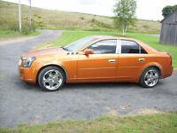 2003 Cadillac CTS Autre