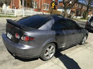 2007 Mazda MAZDA6 GT fully loaded