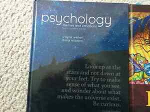 Psychology Text Books (Used for first year at Yukon College)