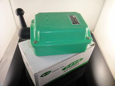 60amp Rain Proof Forward Reversing Motor Drum Switch