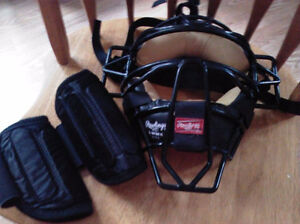 Youth Umpire Equipment Set for 75.00