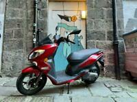 Keeway Cityblade 125cc Scooter