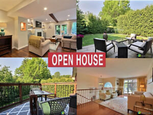 ~~ OPEN HOUSE - Private, Quiet Court, Forest View ~~