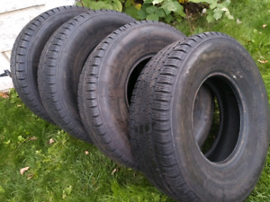 Used tires | 31 X 10.5 R15 , LT load range C