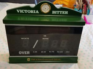 VB Live Cricket Scoreboard & Figurines Maryborough Fraser Coast Preview
