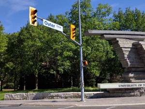WALKING DISTANCE TO UTM CAMPUS FOR STUDENTS ONLY