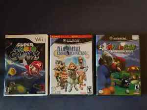 Games for sale - GAMECUBE and Wii