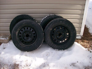 gm 225 60 16 tires and rims