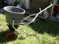 Lawncrafter by Kay Grass Seed Lawn Spreader Fertiziler Spreader
