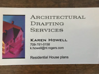 Architectural Drafting Services - House Plans